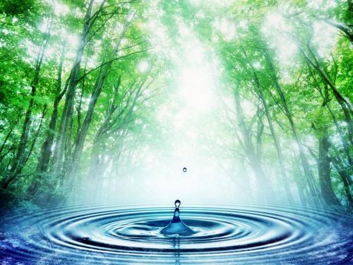 Сила и магия воды