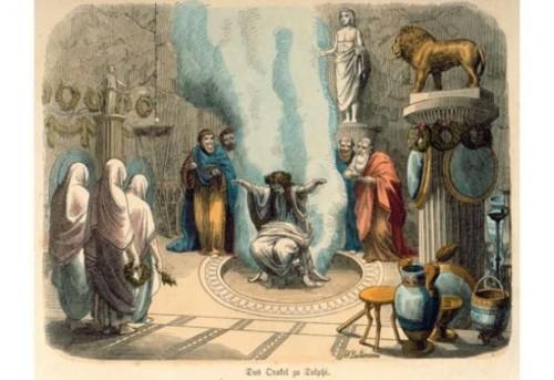 Магия в Древней Греции  Некромантия Проклятия Заклинания Любви и Оракулы