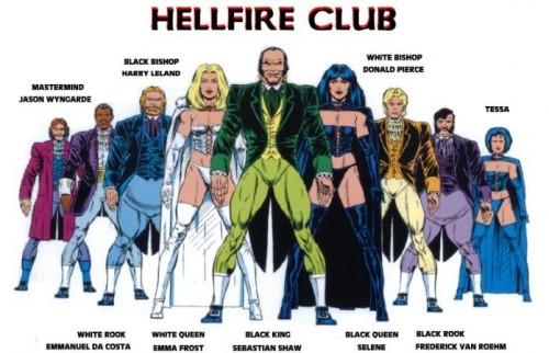 Клуб адского огня