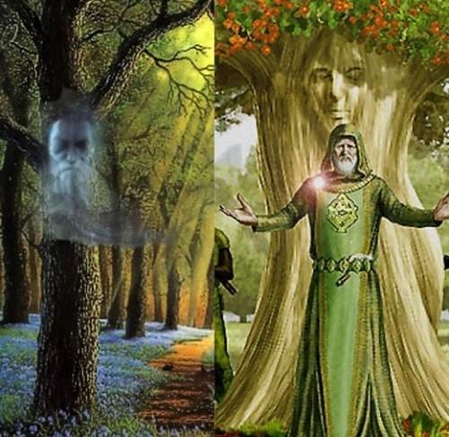 Магия и паранормальное в мире