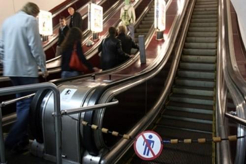 Призраки метрополитенов