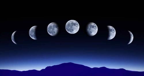Что мы знаем о растущей Луне