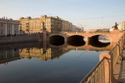 Каналы  убийцы в Санкт Петербурге