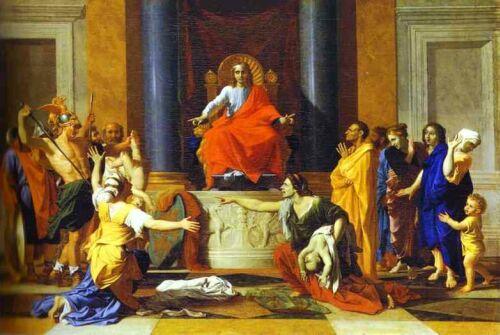 Царь Соломон  мудрец и маг