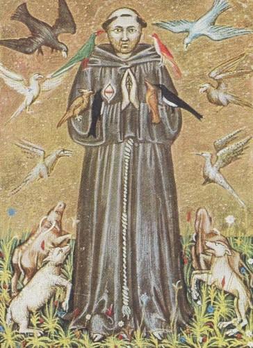 Молитва святого Франциска Ассизкого