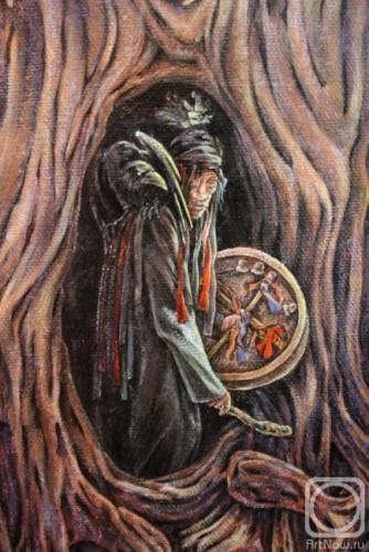Шаманы и шаманская болезнь