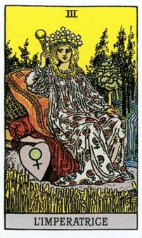 III Императрица Карты Таро в стихах