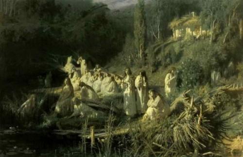 Мистика картин Крамского