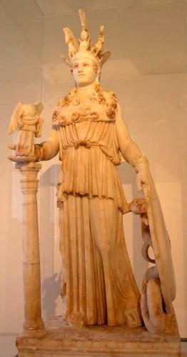 Женский архетип Афина