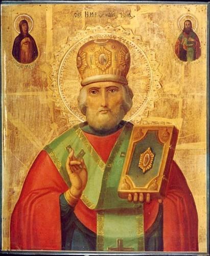 Феномен православных святынь