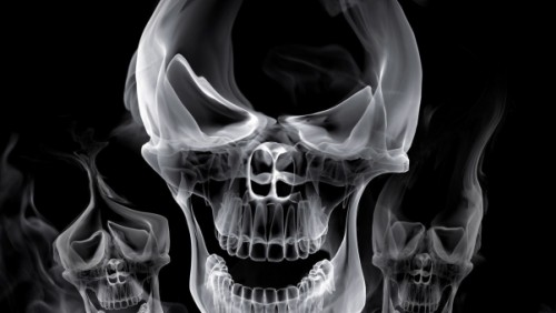 Визжащие черепа