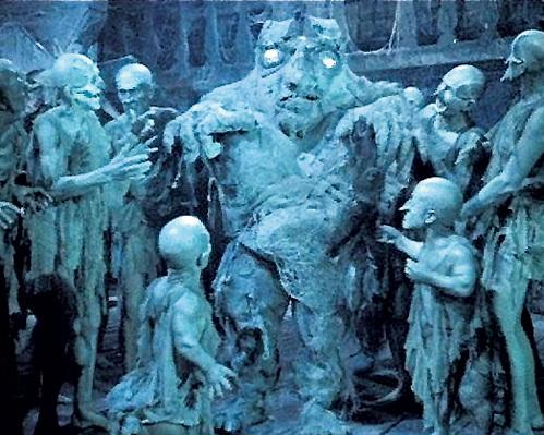 Фильм мистики и ужасов quot Вий quot 1967 года