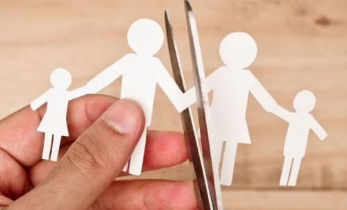 Несостоявшийся развод