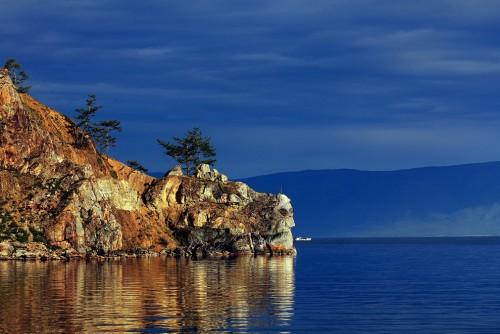 Природа и места Силы  Байкал