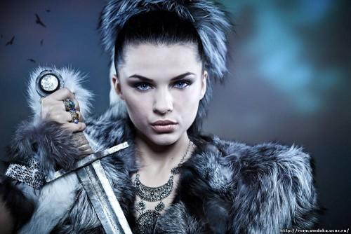 Трудно ли стать женщиной воином