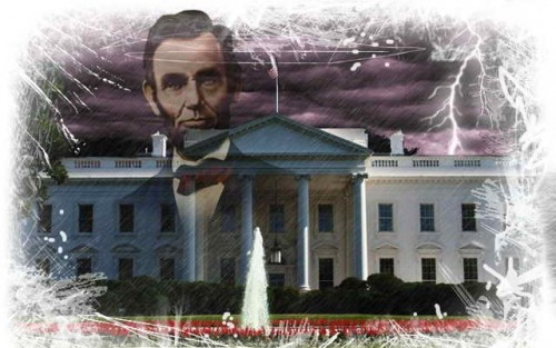 Паранормальные явления в Белом доме
