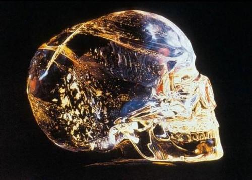 Загадки хрустальных черепов