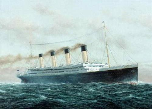 Призраки на выставке предметов quot Титаника quot