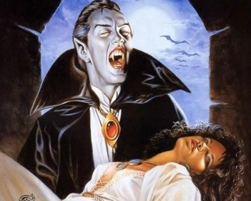Степени вампиризма