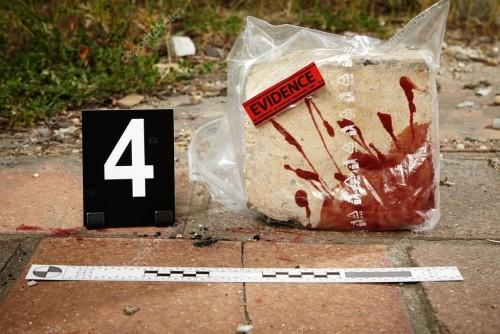 Странные вещи происходящие на местах убийств