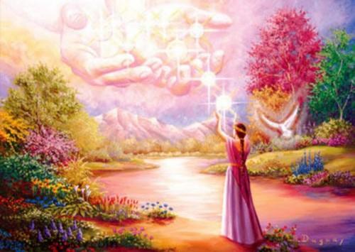 Божественная Энергия Пространства