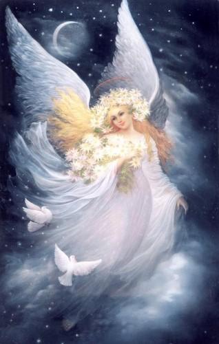 Ангел Хранитель оберегает нас и направляет нас по верному пути