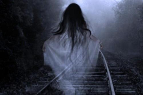 Призрак приходящий к живым