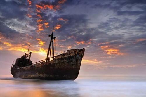 Исчезнувшая Морская звезда